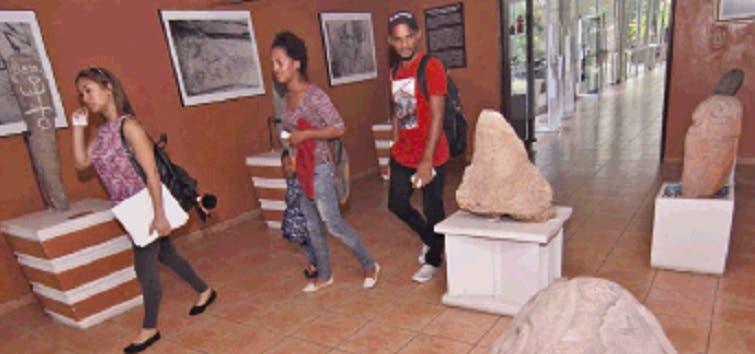Este museo cuenta con piezas pretaínas que datan del año 2,600 antes de Cristo.
