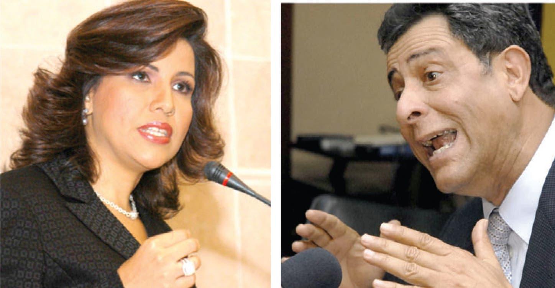 Vicepresidenta indignada responde a declaraciones de Felucho