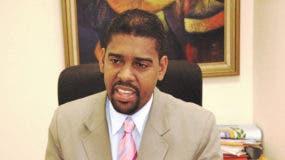 Catedrático y abogado Yuniol Ramírez