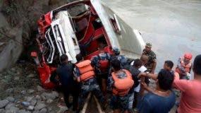 Según la Policía nepalí, en el pasado año fiscal  en los que murieron alrededor de 2.000 personas y 13.000 resultaron heridas.