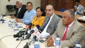 Comisión bicameral deja sobre la mesa proyecto ley de partidos.