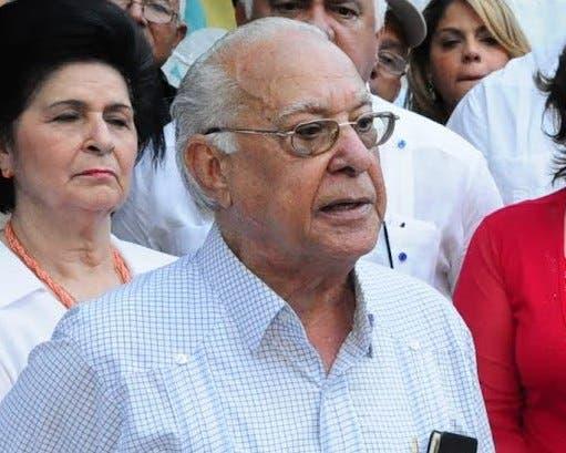 Muere excanciller Taveras Guzmán