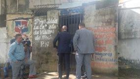 Manuel Rivas está detenido en la cárcel de San Luis desde el pasado sábado.