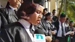 Los jueces realizaron hoy movilizaciones simultáneas en distintas ciudades del país en contra de la suspensión de varios de sus colegas.