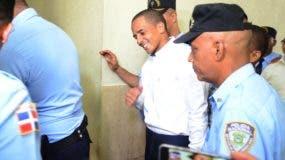 Yimi Zapata está acusado de falsificación. Foto: José De León/archivo.