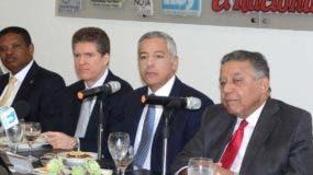 Kleiner López, José Luis Actis, Rafael Gómez, José Alfredo Corripio, Donald Guerrero, Juan Bolívar Díaz y Martín Zapata Sánchez.