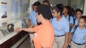 Los alumnos de los centros conocen los procesos del AGN.