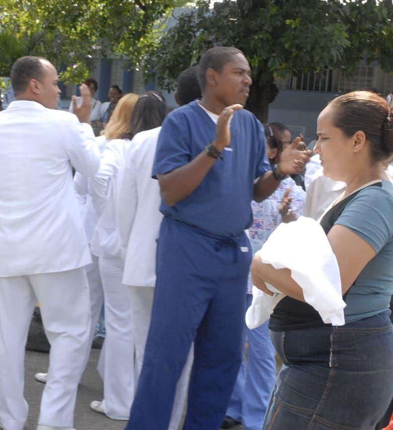 Los médicos realizarán el séptimo paro.