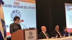 Alejandrina Germán, Pedro Vergés, Miguel Franjul y Ligia Melo.