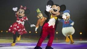 Mundo de Disney On Ice se presenta en el Palacio de los Deportes del 29 al tres de diciembre.
