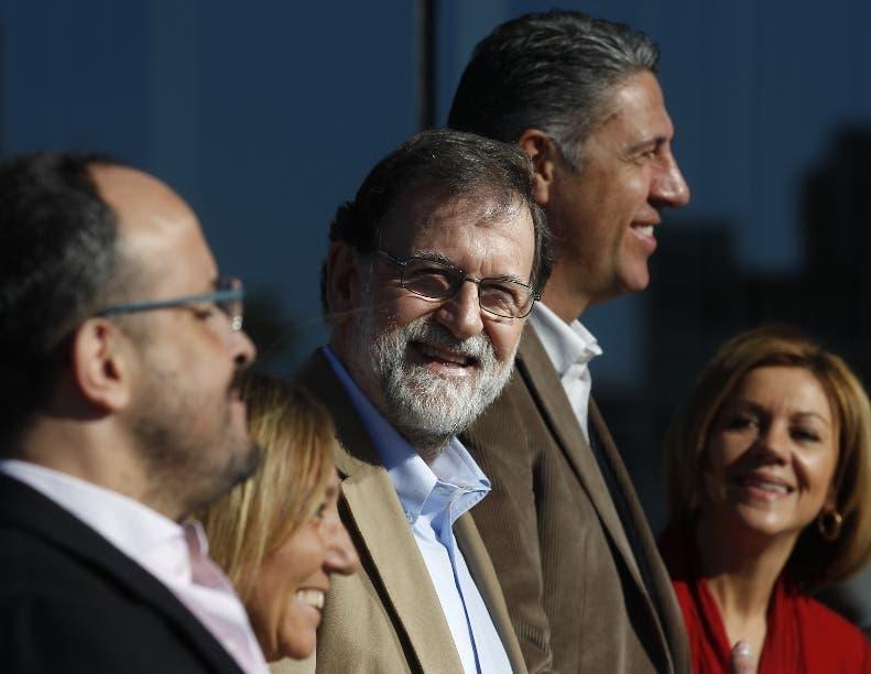 El presidente Mariano Rajoy se impuso en la crisis catalana.