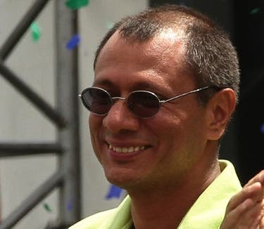 Vicepresidente Jorge Glas.