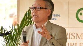 Hiroyuki Makiuchi recomendó seguir la electrificación rural.