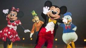 Un mundo de magia con Disney On Ice.
