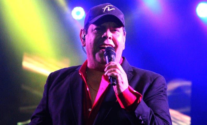 El merenguero Fernando Villalona. Foto de archivo.