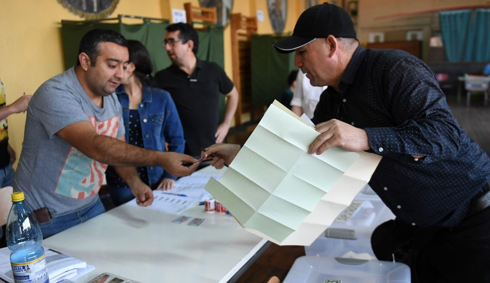 A las urnas fueron convocados unos 14,3 millones de chilenos, y el proceso de votación se  desarrolló a con normalidad en  el país.
