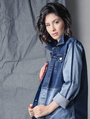Helen Blandino para ZEBU Jeans.