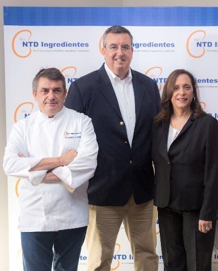 Principales directivos de  NTD Ingredientes.