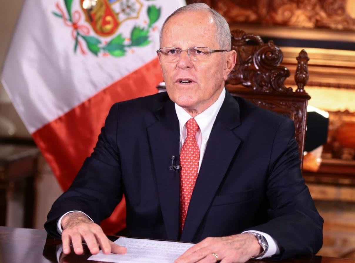 El gobierno, de inmediato, refutó la implicación hecha al presidente  Pedro Pablo Kuczynski.