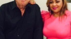Braulio y Jackeline Estévez.