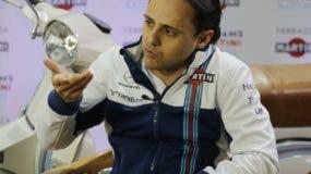 Felipe Massa (Williams) ha decidido decir adiós definitivo a  F1.