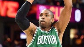 Al Horford está teniendo una gran temporada tanto a la ofensiva como en defensa para los Celtics.