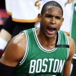 Al Horford está demostrando que es el hombre vital para los Celtics en ambas puntas de la cancha.