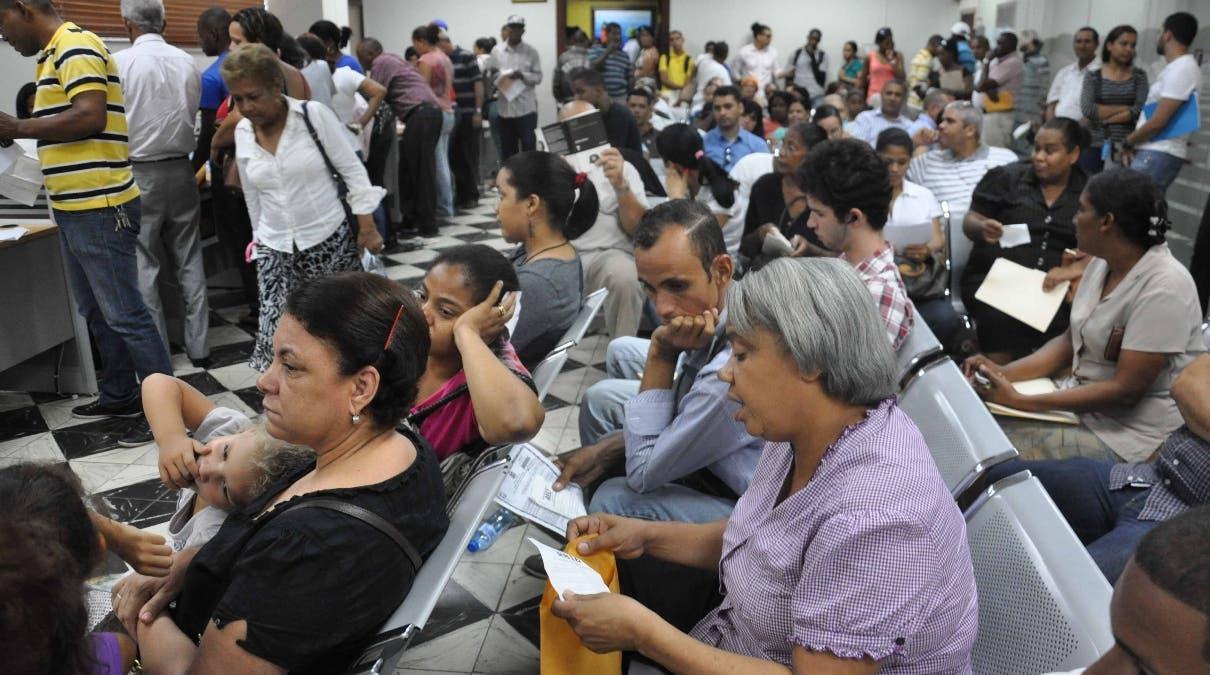 El 95 por ciento de dominicanos cuenta con acta de nacimiento