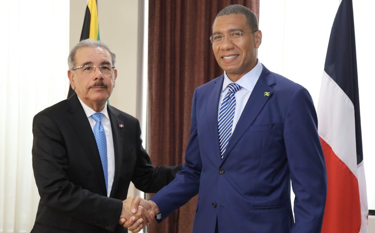 Gobiernos de Jamaica y de RD fortalecerán relación comercial