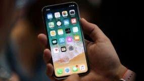 Una de las principales novedades del nuevo teléfono inteligente de Apple es que no tiene botón de inicio.