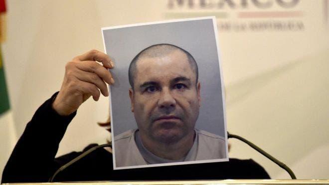 """Joaquín """"El Chapo"""" Guzmán fue extraditado a Estados Unidos en enero de este año."""