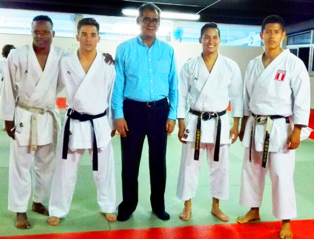 Image result for Celebraran 9va Copa de Karate Club Naco:  accionaran 400 atletas y dedicado a Luis Miguel Pou