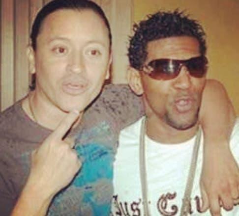 Elvis Crespo y Omega