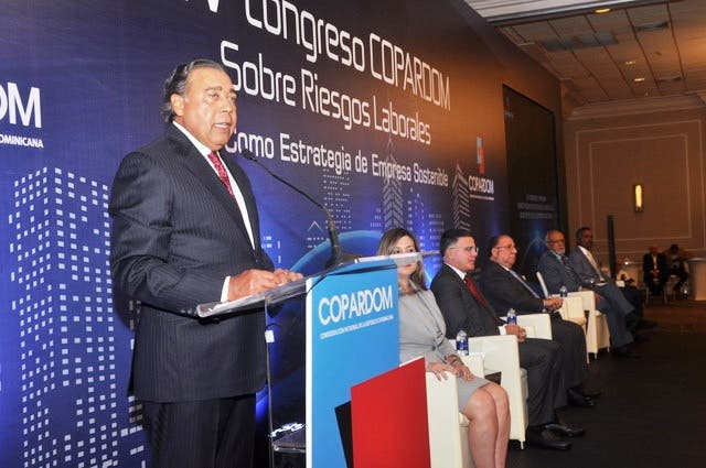 Fermín Acosta, presidente de la Copardom.