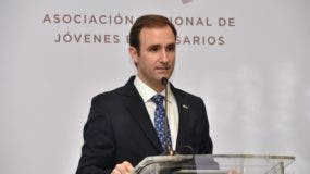 Raúl Hoyo, presidente ANJE.