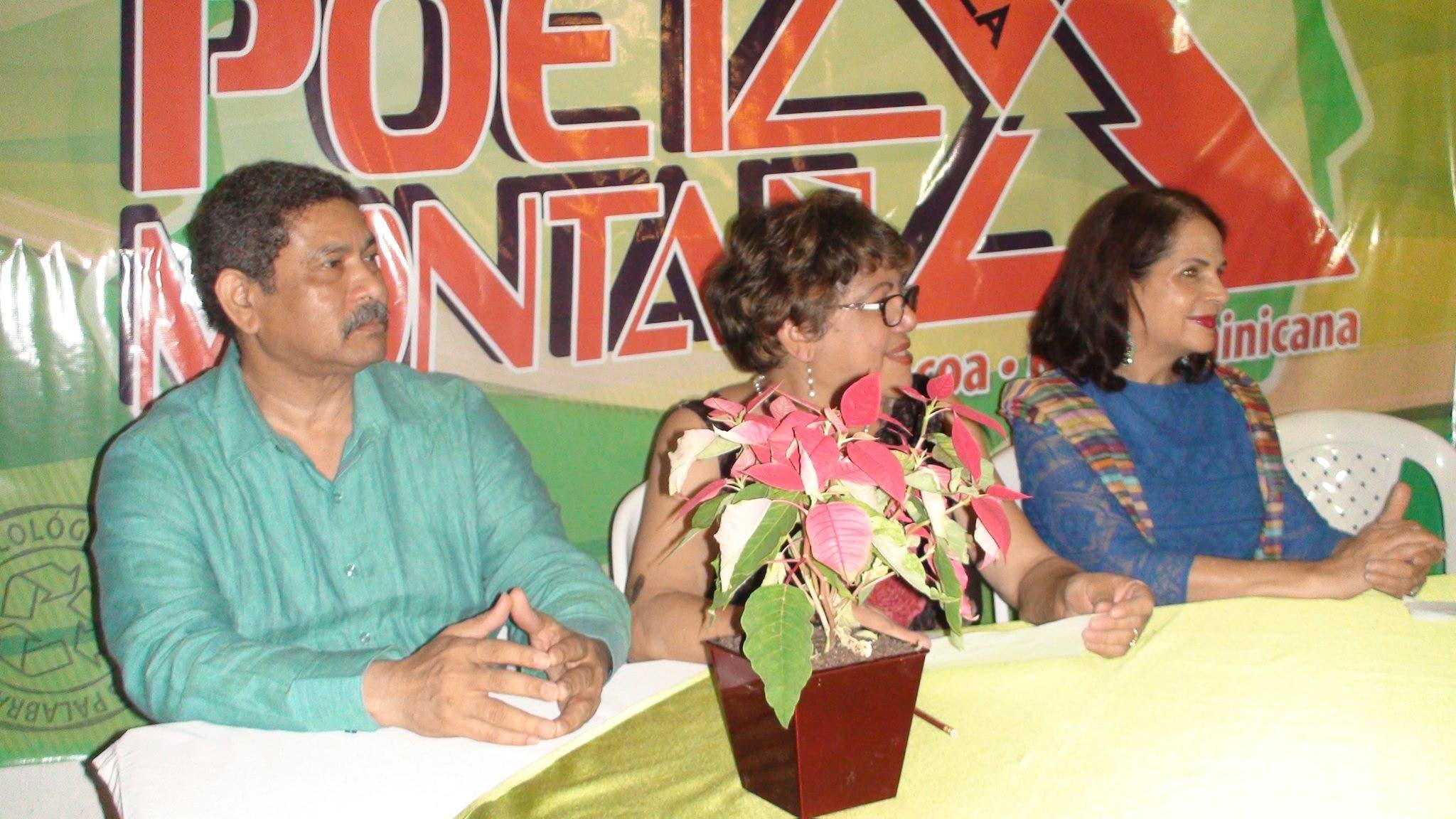 Poetas nacionales e internacionales participarán en Festival de Poesía en la Montaña