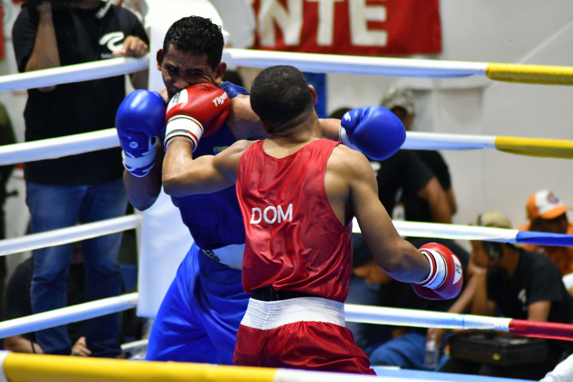 Polanco, De los Santos y De la Cruz, oro en boxeo Bolivarianos