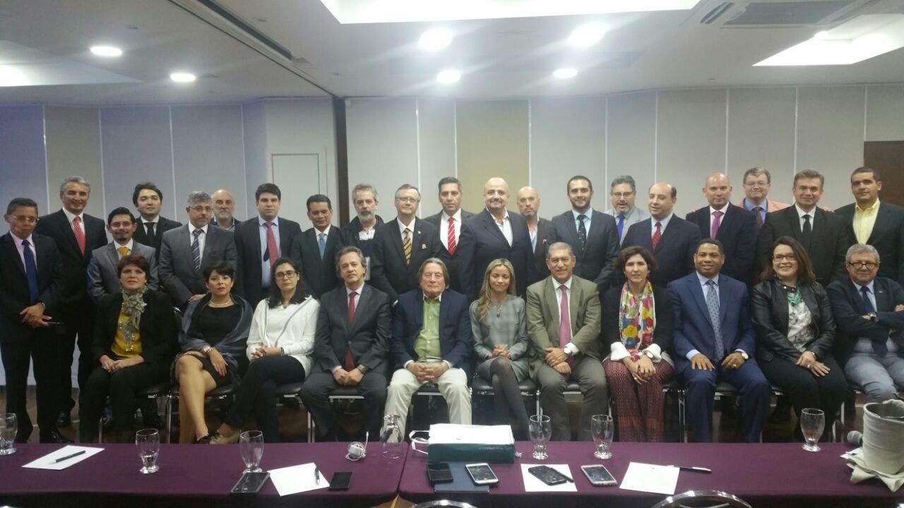 Director de ONDA se reúne en Colombia con directores de oficinas derecho de autor de América Latina