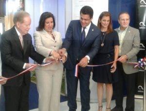 Pepín Corripio, Margarita Cedeño, David Collado, Ligia Bonetti e Ignacio Méndez.