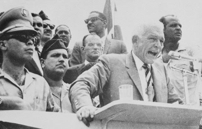 El miedo motivó el golpe de Estado de la derecha a Juan Bosch hace hoy 58 años