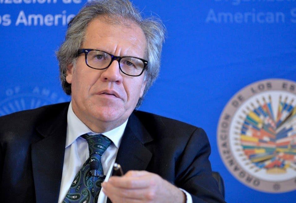 Luis Almagro, secretario general de la OEA, da positivo al covid-19