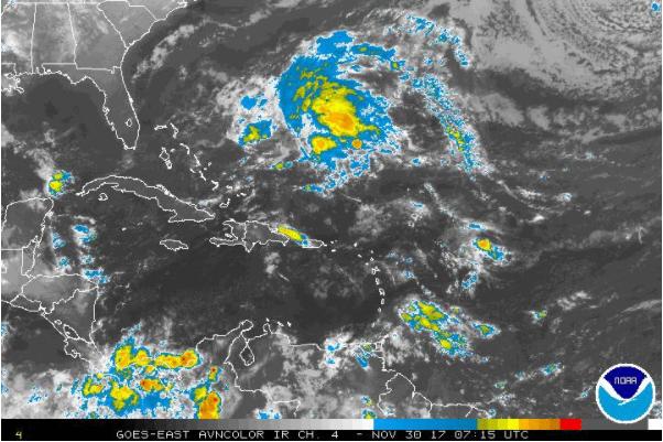 Hoy empieza la «Temporada ciclónica» con pronóstico de 17 fenómenos