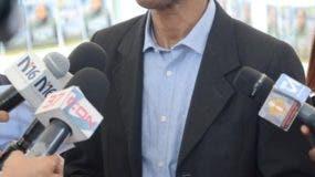 Clemente Terrero, candidato al CMD. Foto: José De León.