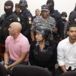Marlin Martínez y Marlon Martínez fueron trasladados hasta el Palacio de Justicia de San Francisco a tempranas horas de la mañana.