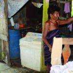 Más de 250 familias que habitan en el sector viven en la pobreza, con pocas oportunidades de empleo y servicios básicos.