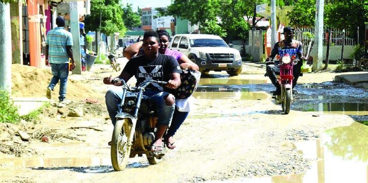 Sector de Andrés, contracara miserable de Boca Chica