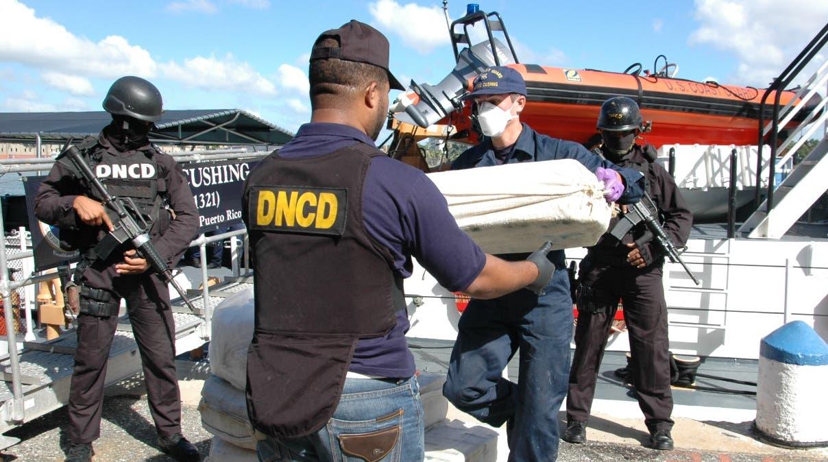 Los operativos marítimos coordinados con la Armada han asestado duros golpes al narcotráfico.