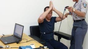 Prueba del polígrafo consiste en medir mediante sensores las reacciones fisiológicas involuntarias.