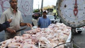 El pollo y el cerdo son los más demandados en Navidad.