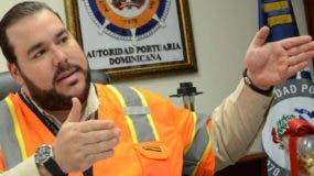 Víctor Gómez Casanova aplica medidas para agilizar operaciones.